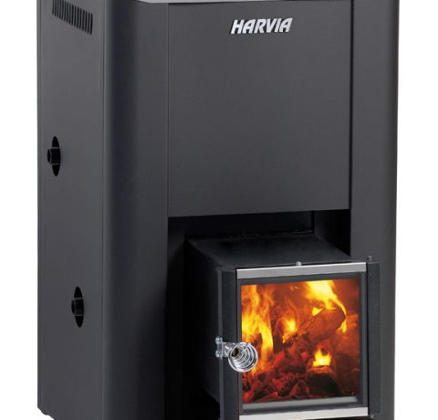 Дровяная каменка Harvia 20 SL Boiler