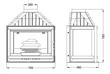 Laudel Compact 700-2