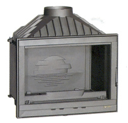 Чугунная топка Laudel Compact 700 Пример 3