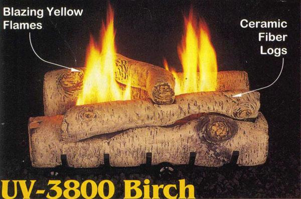 Газовые дрова Пример 1