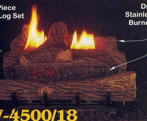 Газовые дрова Пример 2