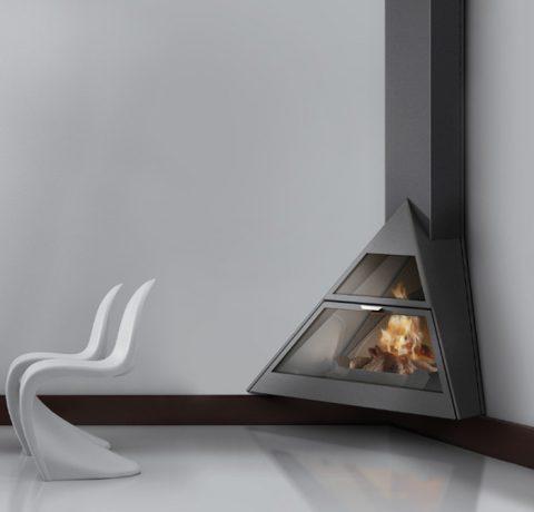 Дизайнерский камин Admeto-rincon Пример 1
