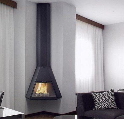 Дизайнерский камин ARION RINCON Пример 1
