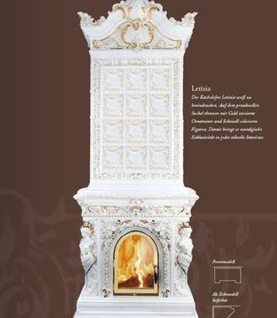 Изразцовая печь Letizia
