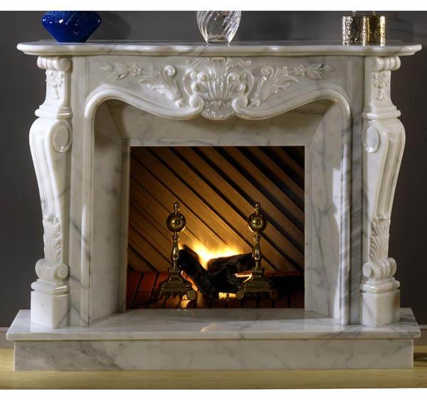 Дровяной классический камин Versalles
