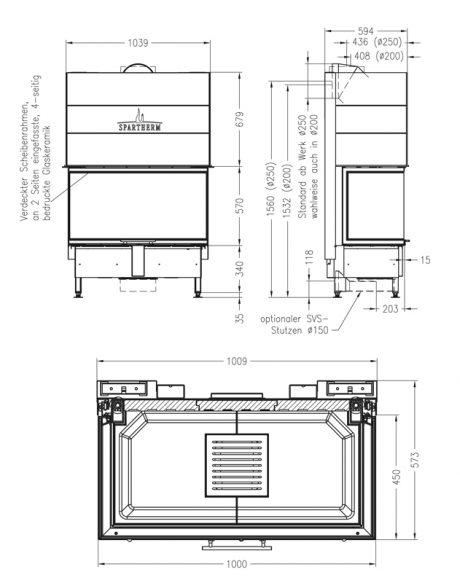 Arte 3RLh-100-4S